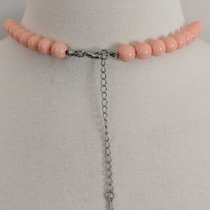 unbranded Jewelry - | Sale | Coral Beaded Bib Necklace